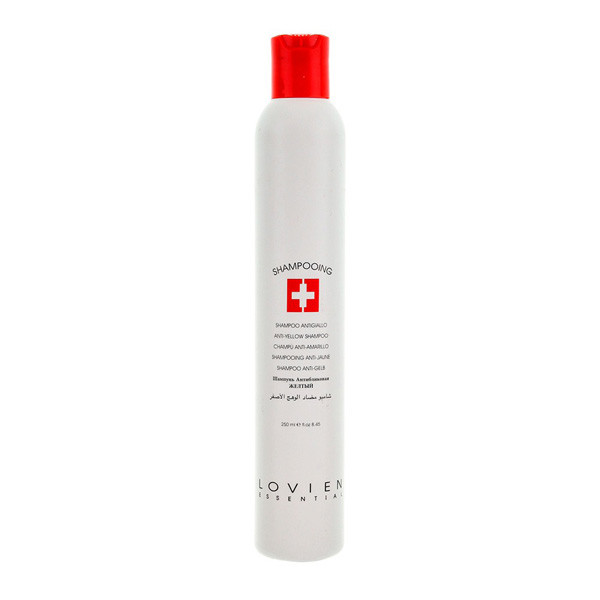 Антижелтый шампунь для волосся Lovien Essential Аnti-Yellow Shampoo 250 мл