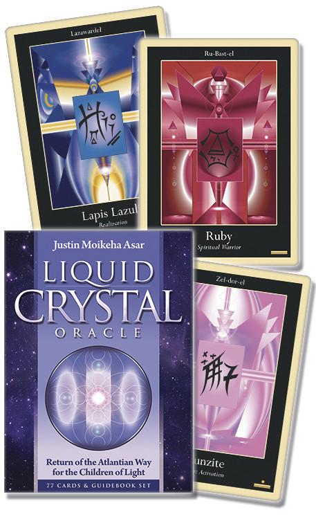 Liquid Crystal Oracle/ Жидкокристаллический оракул