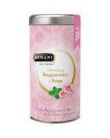 Чай с розой и мятой Hemani 100г