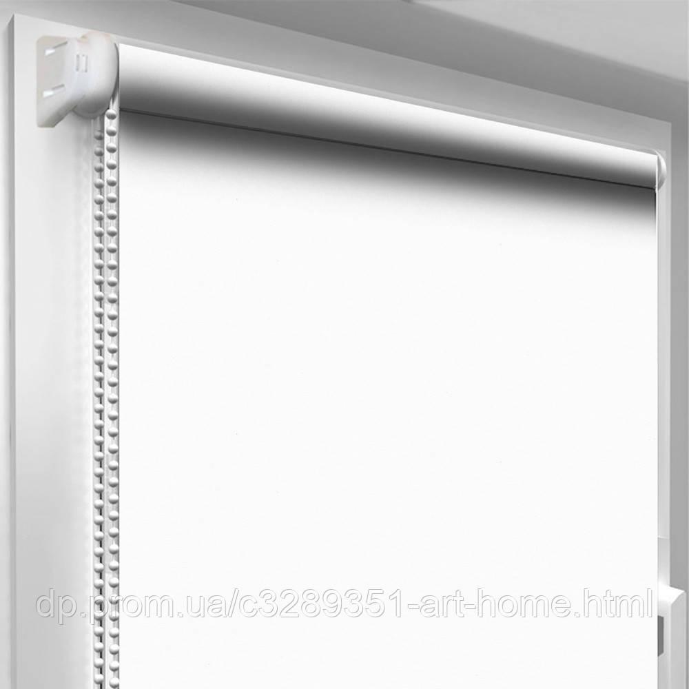 Рулонная штора DecoSharm Блекаут ВО 051 Термо