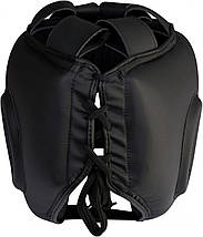 Боксерский шлем тренировочный RDX с бампером L, фото 2