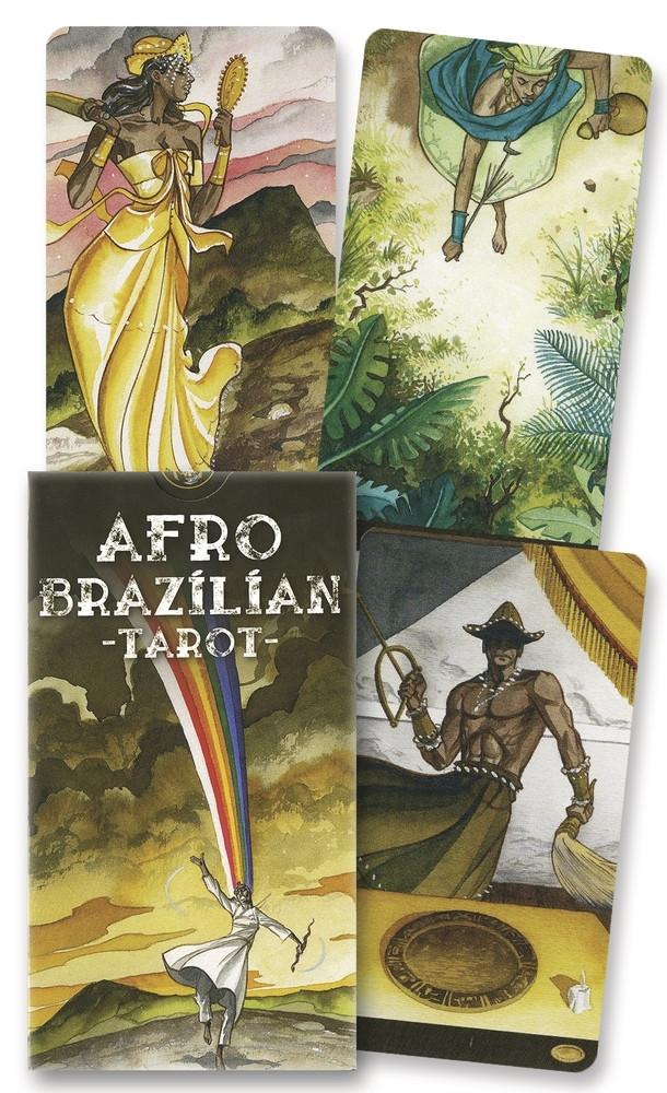 Afro-Brasilian Tarot/ Афро-Бразильское Таро