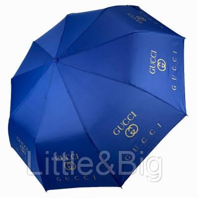 """Складной женский зонт полуавтомат с системой """"антиветер"""", """"Бренды"""" от MAX(515)"""