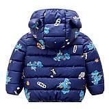 Демисезонная куртка для мальчика размер 104., фото 2