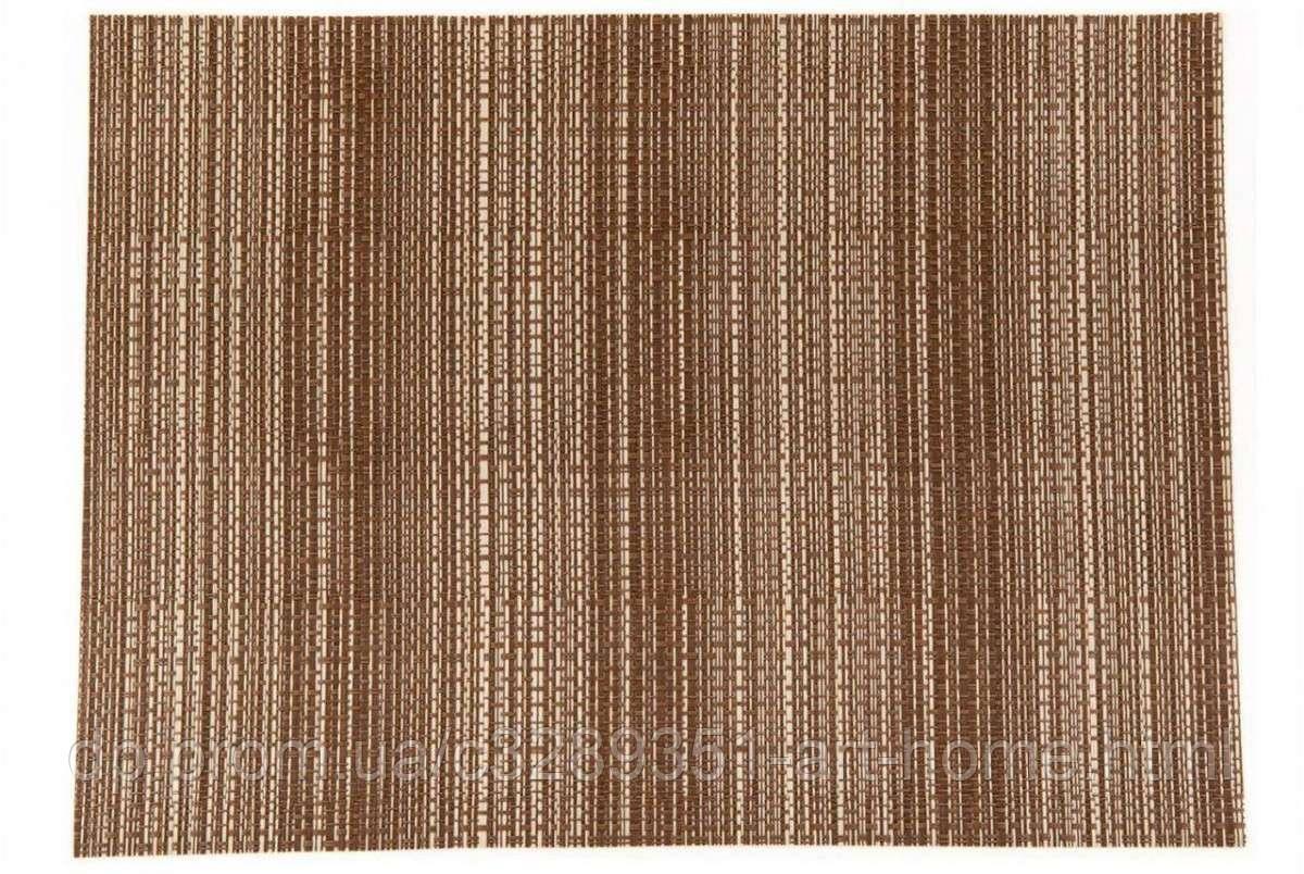 Салфетка сервировочная 3648 см. коричневый Vinzer VZ-88723