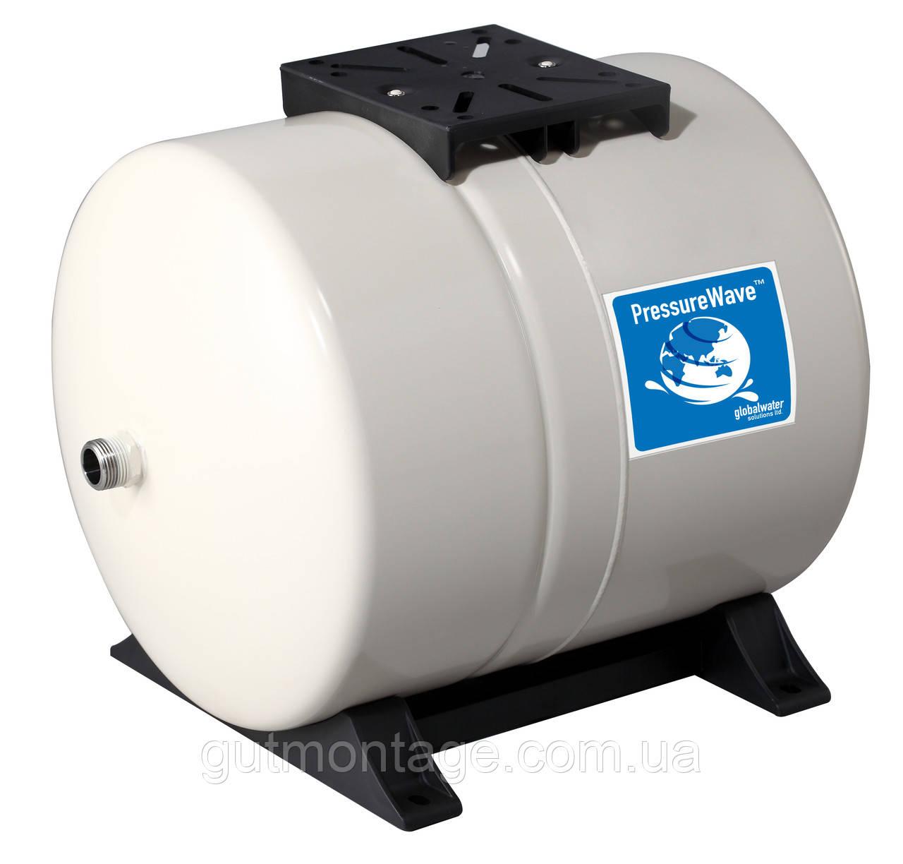 Гидроаккумулятор 60л горизонтальный GWS PressureWave (PWB-60LH)