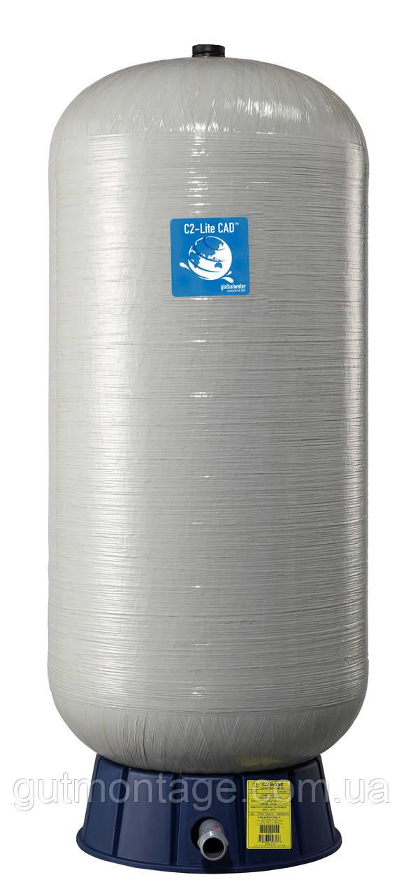 Гидроаккумулятор 300л композитный GWS C2-Lite CAD (C2B-300LV)