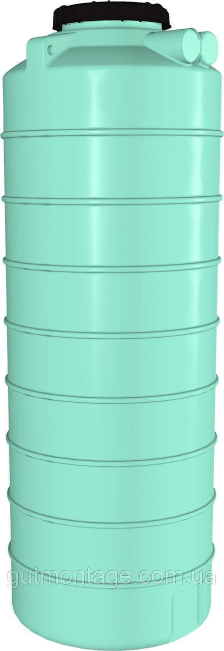 Емкость пластиковая 300л для питьевой воды Telcom Aquarius Италия (HSV-300)