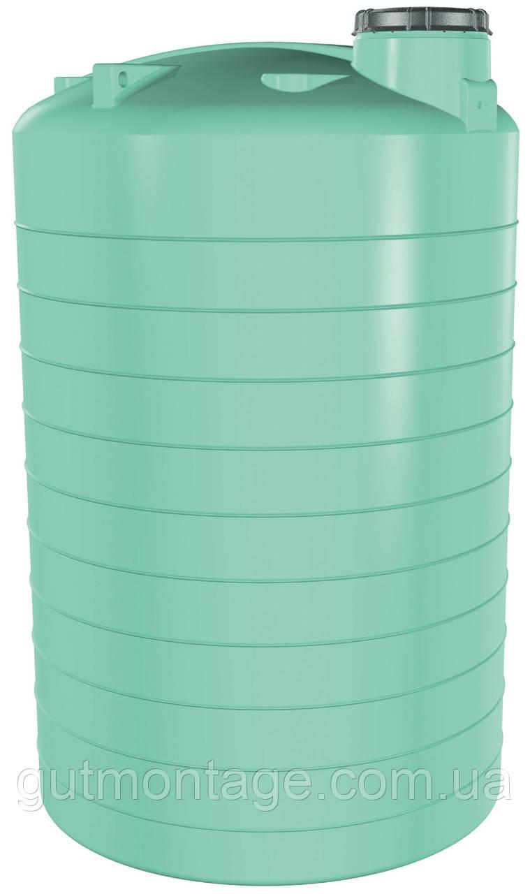 Емкость пластиковая 3000л для питьевой воды Telcom Aquarius Италия (NSV-3000)