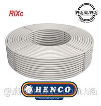 Труба 20Х2 металлопластиковая Henco RIXc (PE-Xc/Al0,28/PE-Xc) Бельгия ОРИГИНАЛ (100-R200216)