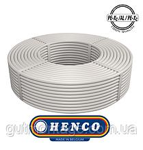 Труба 26Х3 металлопластиковая Henco STANDARD (PE-Xc/Al0,5/PE-Xc) Бельгия ОРИГИНАЛ (50-260320)