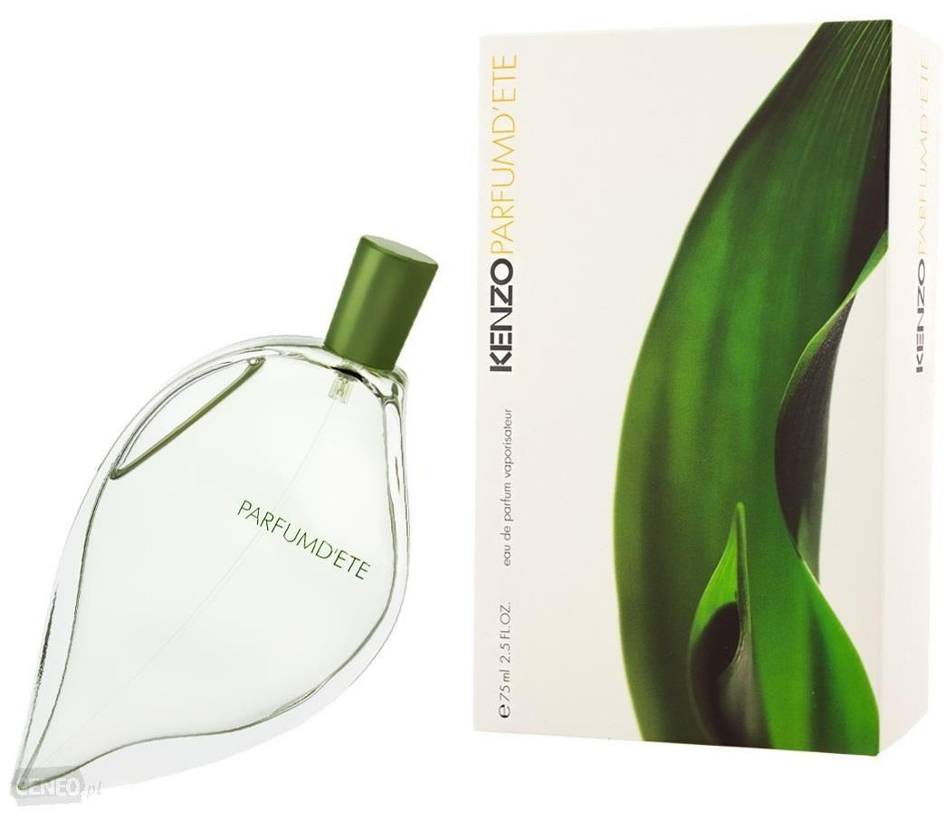 Женские духи, оригинал Kenzo Parfum D`Ete   75ml