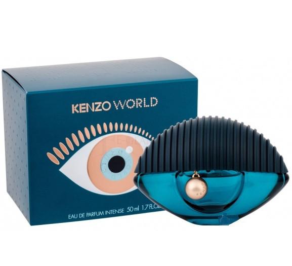 Женская парфюмерная вода Kenzo World Intense 75 мл (tester)