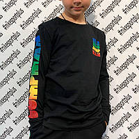 ФУТБОЛКА С РУКАВОМ JUMPMAN DECO FADE LS 958013-023