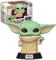Фигурка Funko Pop Star Wars Mandalorian  Мандалорец Малыш Йода