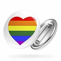 Значок ЛГБТ | LGBT 01