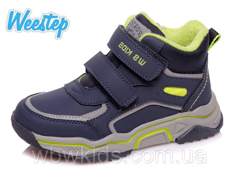 Ботинки детские Weestep R553255517 DB для мальчиков синие