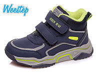 Ботинки детские Weestep R553255517 DB для мальчиков синие, фото 1