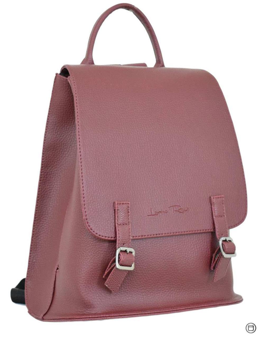 Женский рюкзак Case 546 бордо