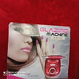 Профессиональный фрезер Glazing Nail Master 208 розовый, фото 4