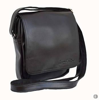 Женская сумка кожзам Case 362 черная г, фото 2