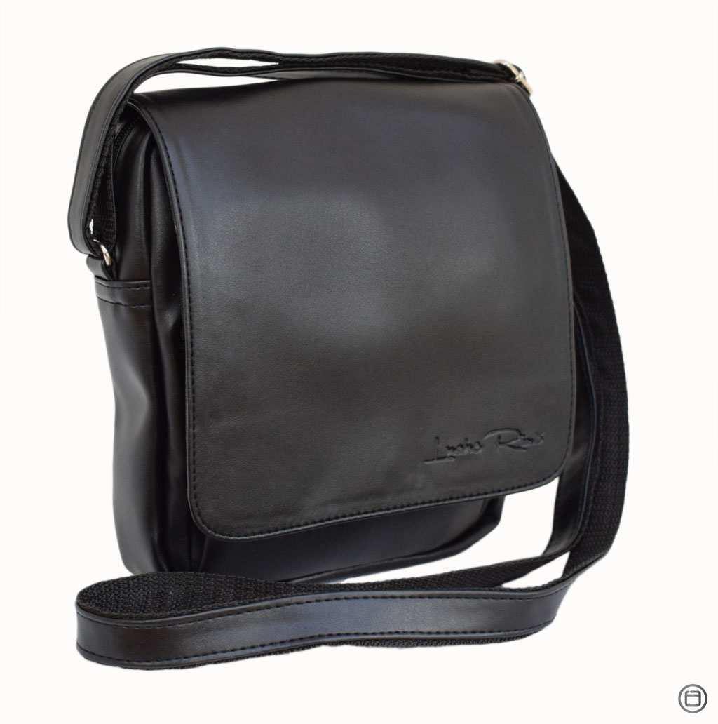 Женская сумка кожзам Case 362 черная г
