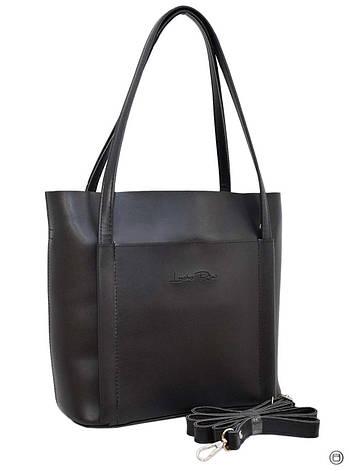 Женская сумка Case 550 черная н, фото 2