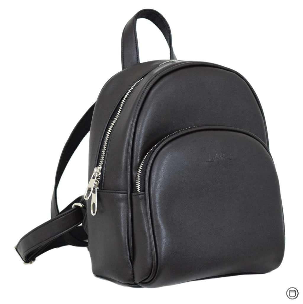 Женский городской рюкзак Case 652 черний шоколад