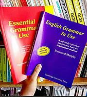 English Grammar in Use + Essential Grammar in Use комплектом дешевле! Мерфи грамматика английского языка