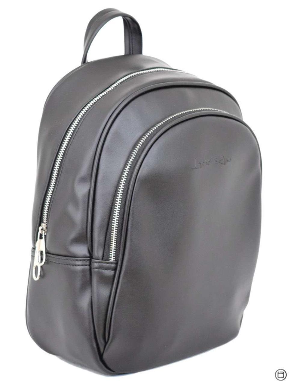 Удобный женский рюкзак Case 600 черный н