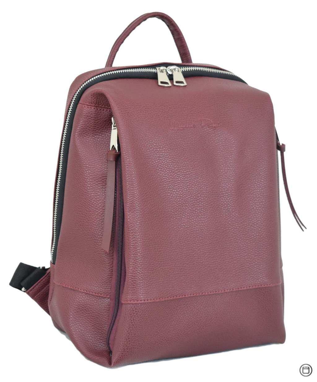 Женский рюкзак Case 606 бордо