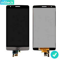 Дисплей (экран) для LG D724/ D722/ D725/ D728 G3 mini + Сенсор/ Тачскрин (Модуль) серый