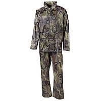 Дощовик куртка +штани MFH лісовий камуфляж в чохлі 08301J