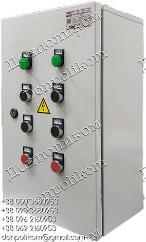 Я5414 реверсивный двухфидерный ящик  управления  электродвигателями, фото 2