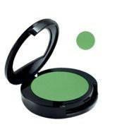 Матовые зеленые тени