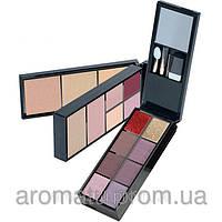 Палитра для макияжа «Элегантность» Фиолетовые тона