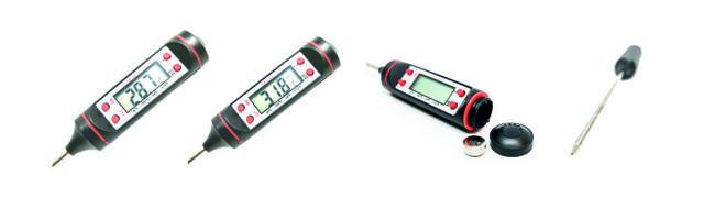 Термометр кондитерський кухонний
