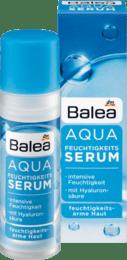 Balea Serum Aqua Feuchtigkeit увлажняющая сыворотка для лица с гиалуроновой кислотой 30 мл