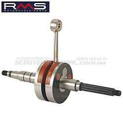 Колінвал RMS Racing (HPC) Minarelli Horizontal (Yamaha) палець Ø 10 мм
