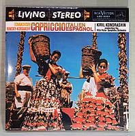 Tchaikovsky — Capriccio Italien • Rimsky-Korsakoff — Capriccio Espagnol ~ Kondrashin, RCA Victor Symphony