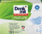 Denkmit Vollwaschmittel Pulver Nature, 20 Wl натуральний порошок для прання білої і світлого білизни 1,35 кг