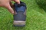 Демисезонные детские ботинки темно коричневые 28 - 35, фото 5