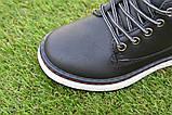 Демисезонные детские ботинки Clibee черные р26-30, фото 8