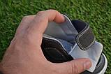 Детские сапоги ботинки для мальчика темно коричневые р21-26, фото 5