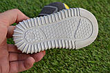 Детские сапоги ботинки для мальчика темно коричневые р21-26, фото 7