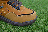 Детские демисезонные ботинки clibee для мальчика коричневые р26-31, фото 6