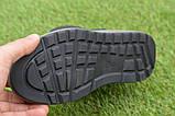 Подростковые демисезонные сапоги ботинки на липучке синие р33 - 38, фото 4