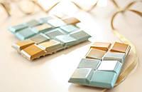 № 305 поликарбонатная форма для шоколадных плиток Турция Implast