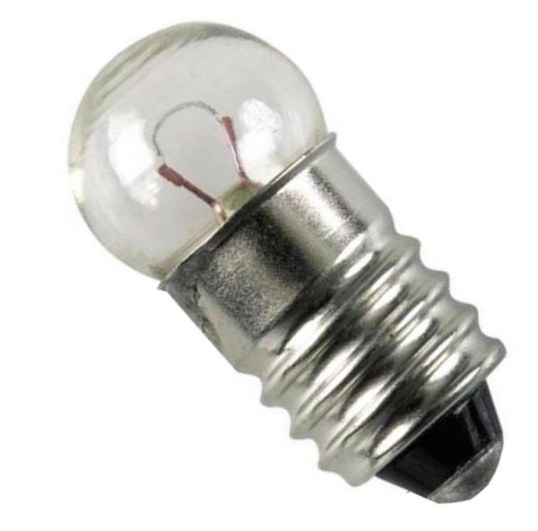 Лампа миниатюрная МН 6-0,6 Е10/13