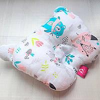 Ортопедическая подушка - бабочка для деввочек Lukoshkino ® (8072LUK-2)